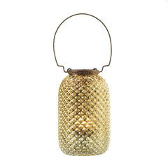Tall Diamond Candle Lantern