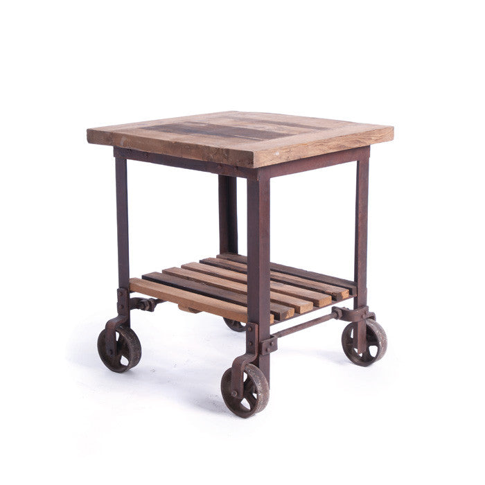 Orchard Cart with Natural Finish