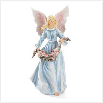 "18"" Angel Figurine"