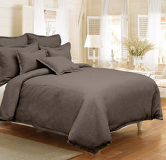 GOTHAM LINEN EURO SHAM IN DIFFERENT COLORS