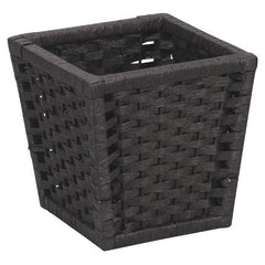 Paper Rope Waste Basket In Different colors