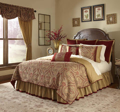 CORDOVAN COMFORTER SET IN DIFFERENT SIZES
