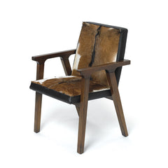 Natural Finish Tomkin Arm Chair