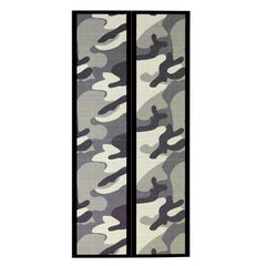 Flexible Doorway Screen - Camo