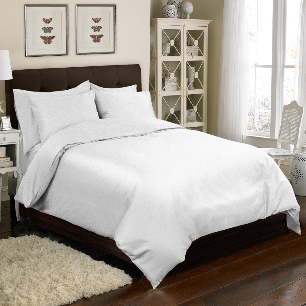 500TC 6 PC DUVET SET IN DIFFERENT COLORS AND SIZES