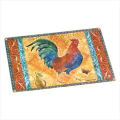 Rustic Rooster Cutting Board