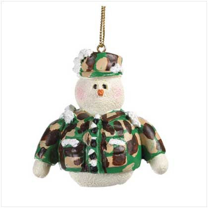 Snowberry Cuties Marine Ornament