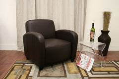 Baxton Studio Contemporary Club Chair