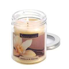 Vanilla Orchid Scent Candle   Imtinanz