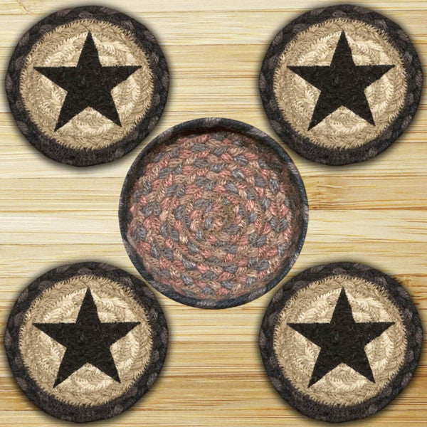 Black Star Coasters