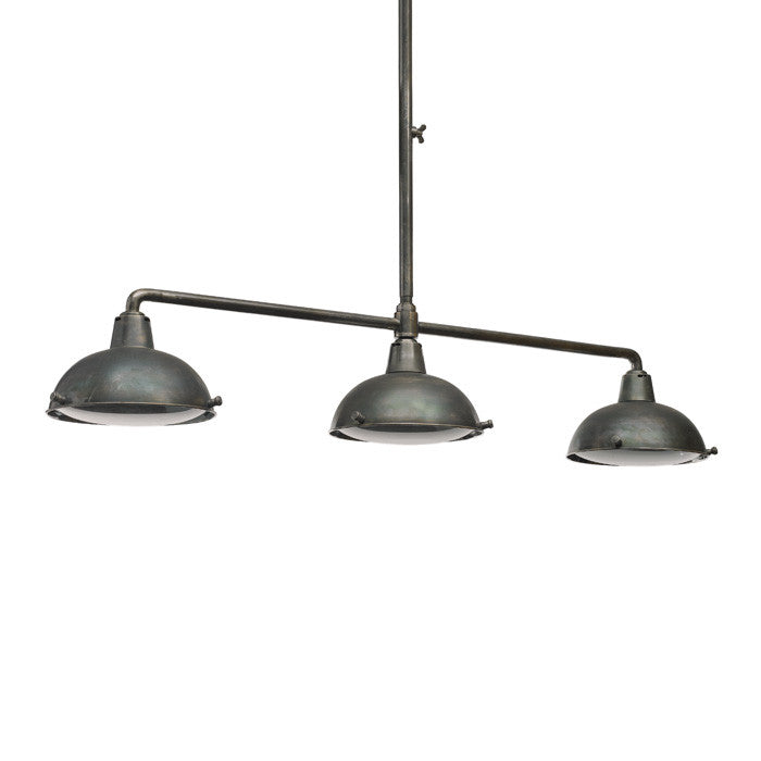 Aristocrat Light with Vintage Industrial Finish