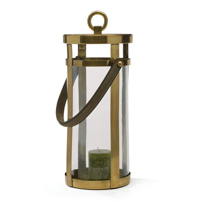 Brushed Finish Wellington Lantern