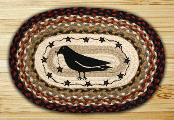 Crow & Star Printed Placemat