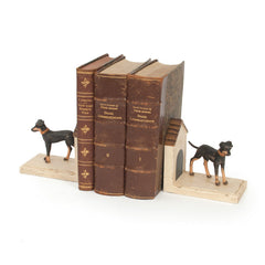 In The Dog House Bookends