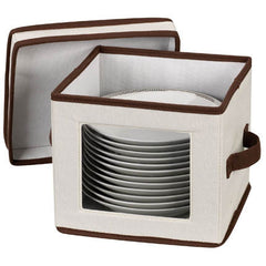 Dessert Plate China Storage Box In Different Colors