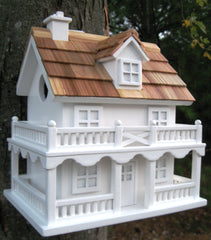 Colonial Cottage Birdhouse