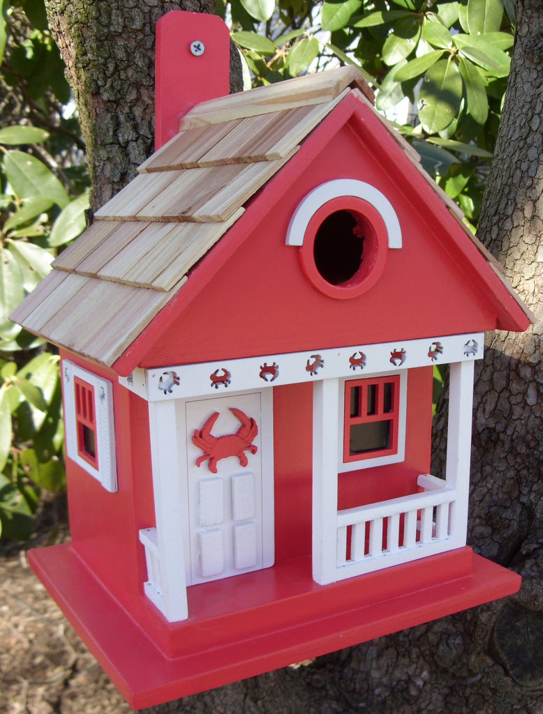 Beachcomber Collection Cottage Birdhouse
