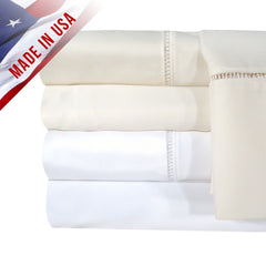 1200TC LEGACY COLLECTION PILLOWCASE PAIR IN DIFFERENT SIZES AND COLORS