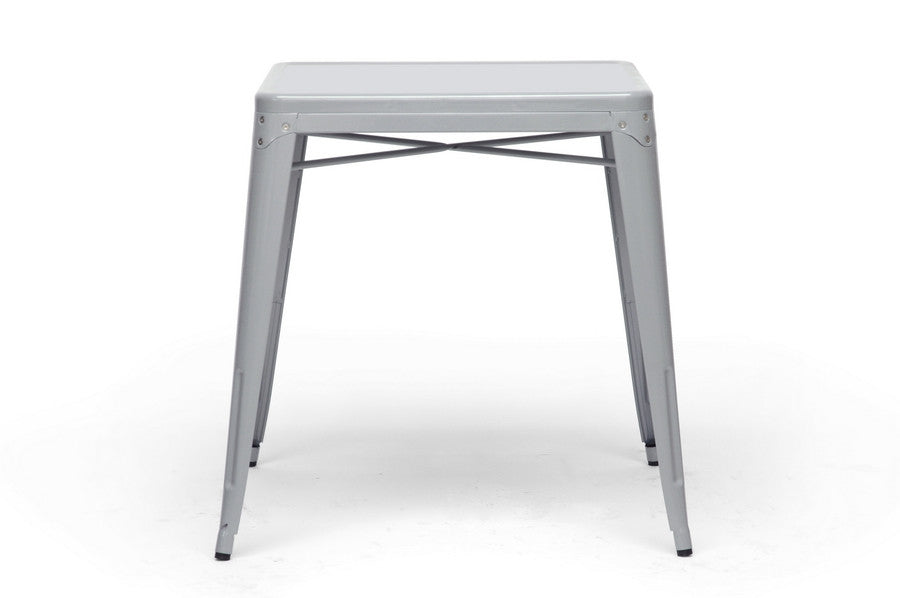 Baxton Studio French Industrial Modern Dining Table