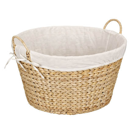 Banana Leaf Laundry Basket Round In Different Colors