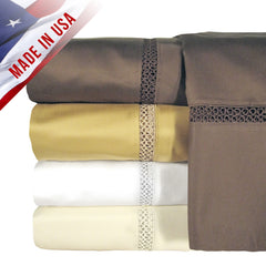 PRINCETON COLL 800TC SHEET SET IN DIFFERENT SIZES AND COLORS