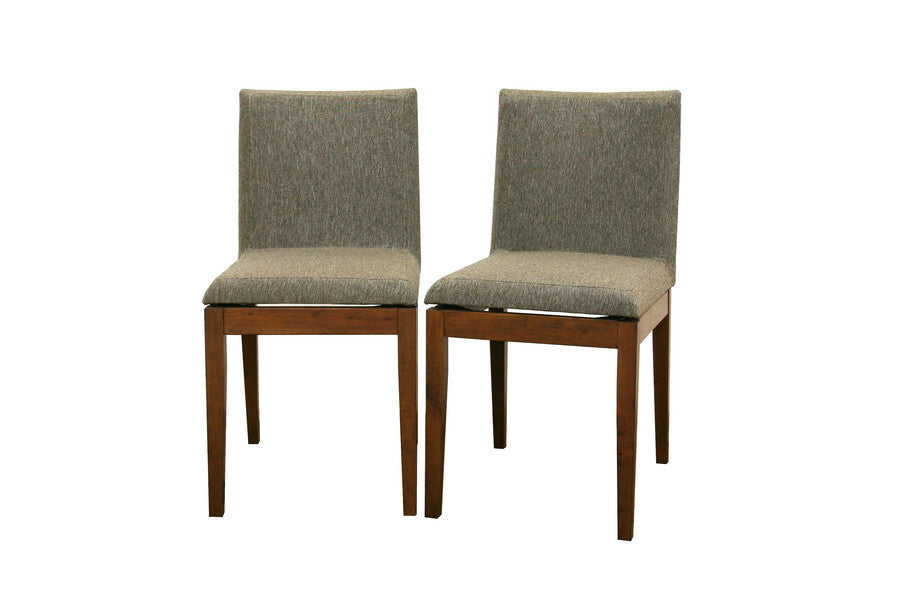 Baxton Studio Moira Dining Chair in Set of 2