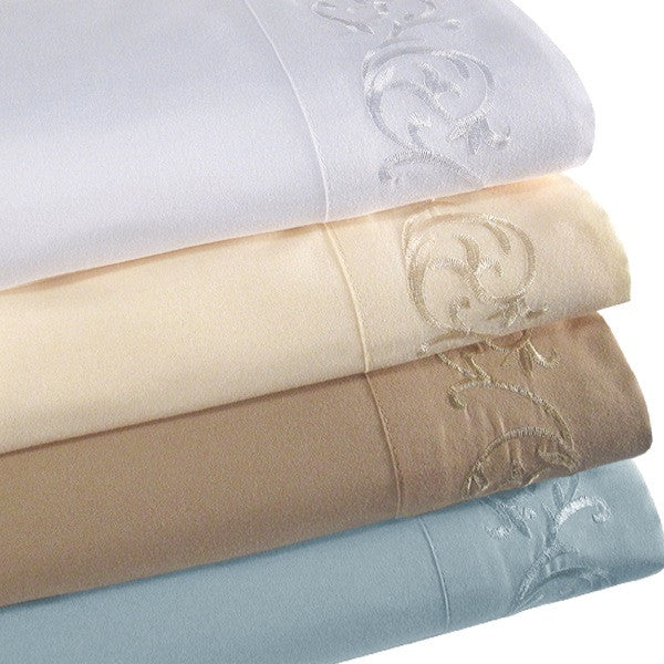 SYMPHONY MICRO-DENIER SHEET SET IN DIFFERENT SIZES AND COLORS