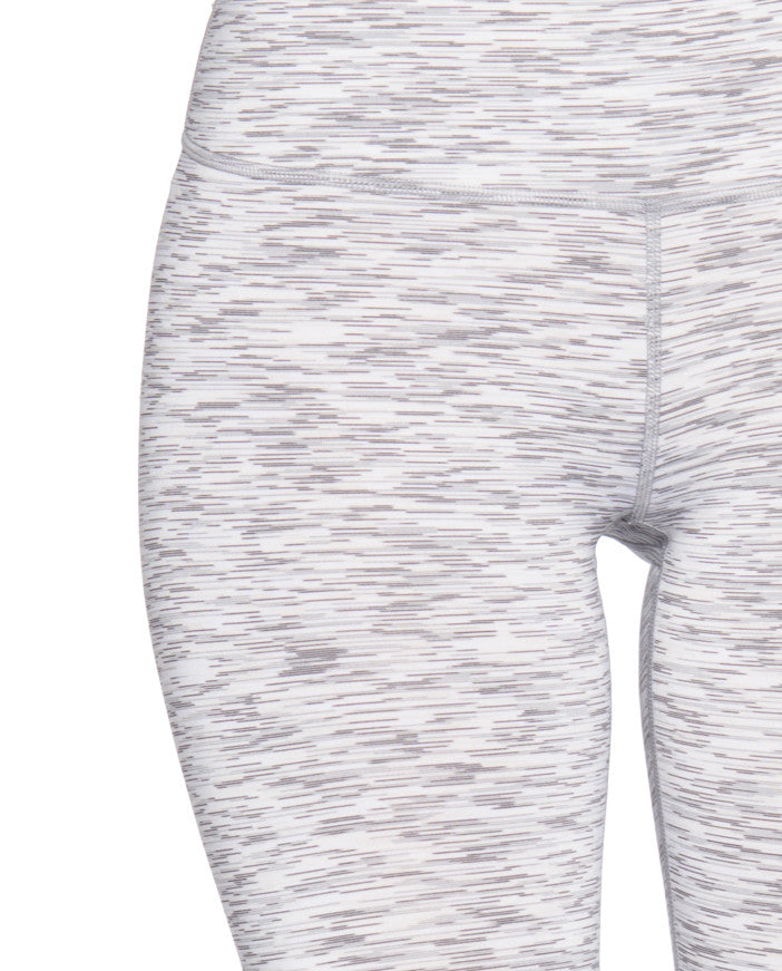 Bliss Pants - White Sketch