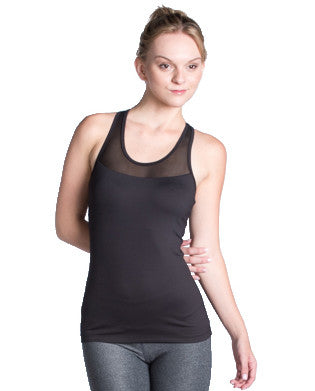 Warrior Tank - Black