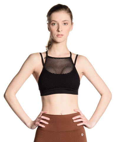 Go Seamless Bra - Brown