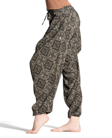 Tibet Harem Pants - Dark Navy