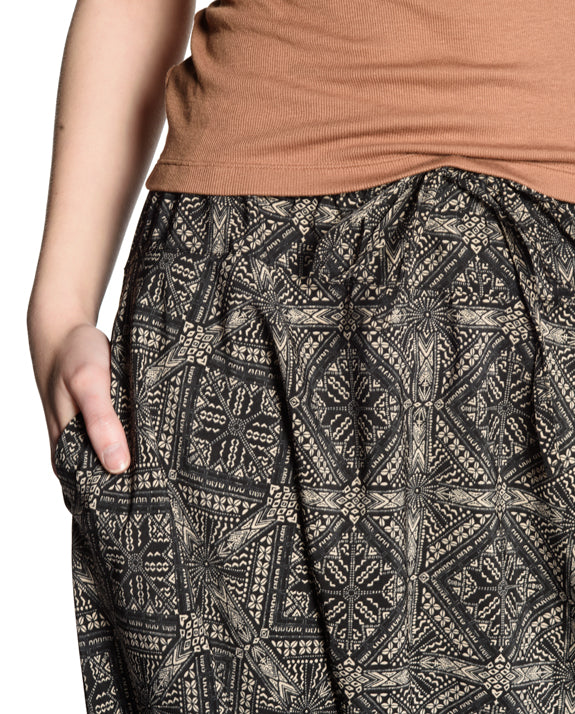 Eastside Harem Pants - Dark Byzantine