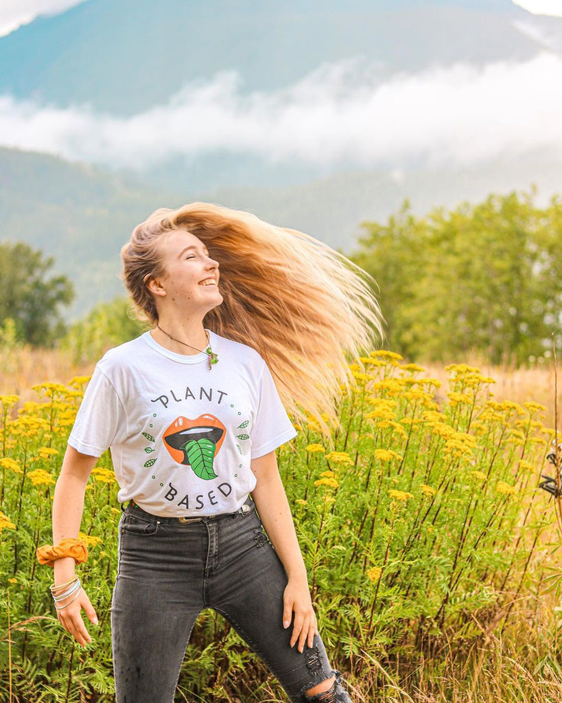 PLANT BASED T-Shirt | Eco-friendly & Ethically Made