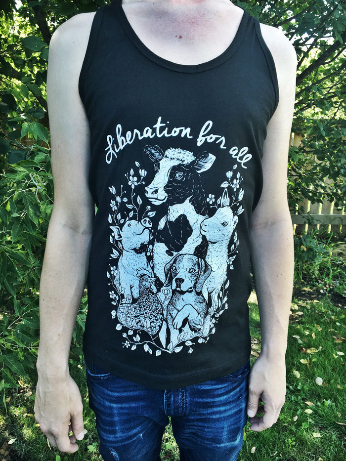 Liberation For All Tank Top (Unisex)
