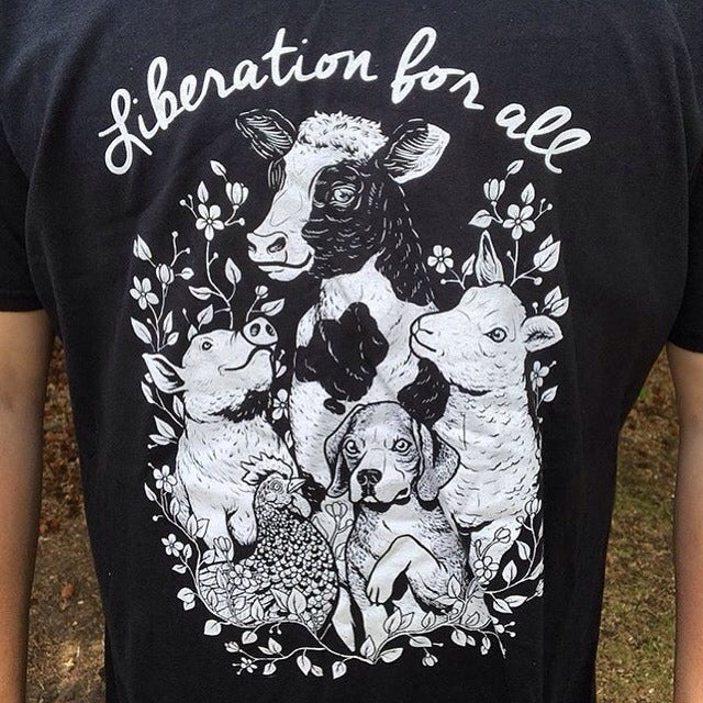 Liberation For All Tee (Unisex)