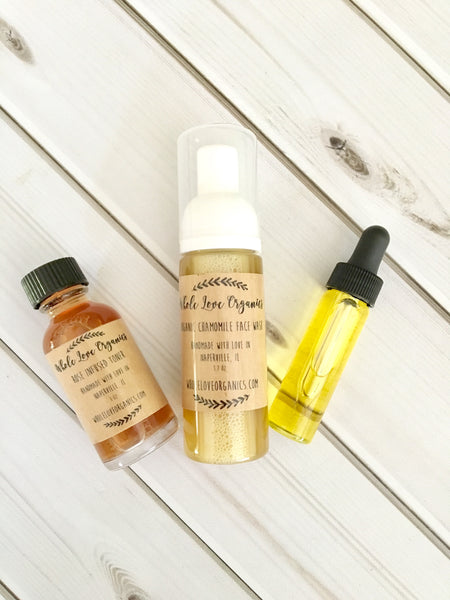 Mini Face Care Bundle