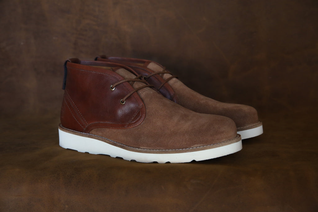 The Nolan | Cognac, Shop Hound & Hammer Men's Handcrafted Boots