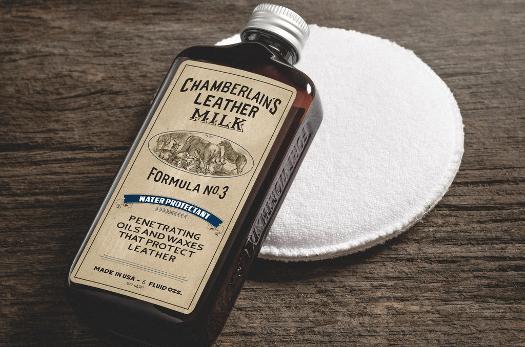 Chamberlain's Leather Milk No. 3, Shop Hound & Hammer Men's Handcrafted Boots