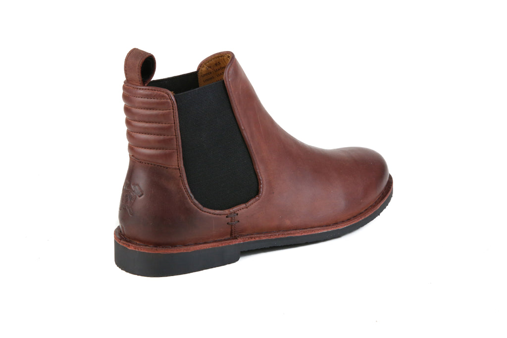 The Gamble | Oxblood, Shop Hound & Hammer Men's Handcrafted Boots
