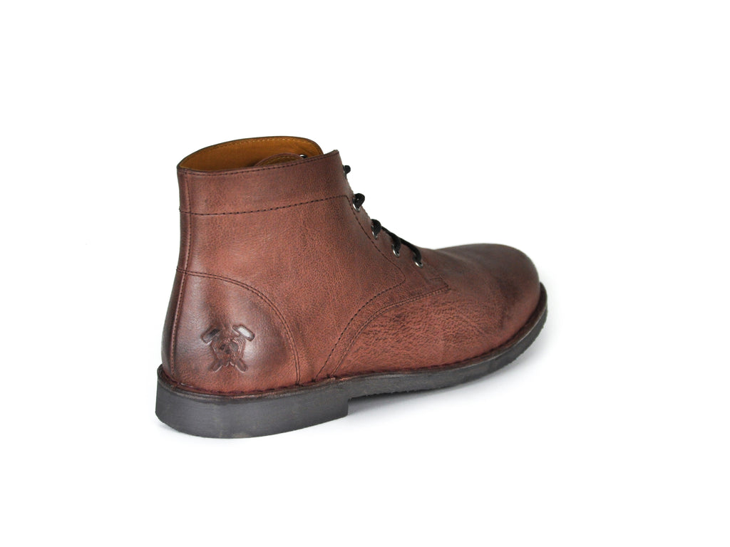 The Grover | Oxblood Leather, Shop Hound & Hammer Men's Handcrafted Boots