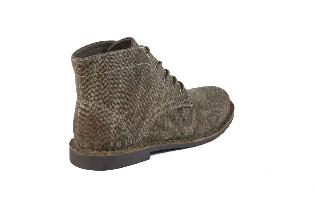 The Grover-Vegan | Sage Brown, Shop Hound & Hammer Men's Handcrafted Boots