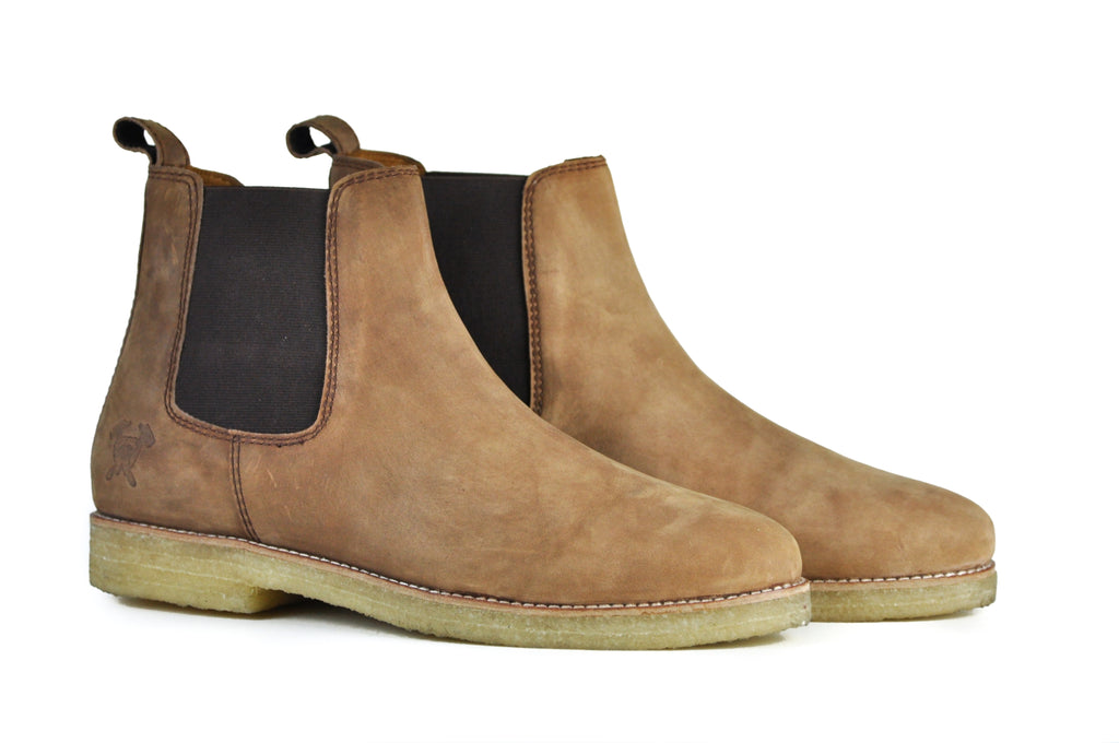 The Maddox 2 | Crazy Horse Leather, Shop Hound & Hammer Men's Handcrafted Boots