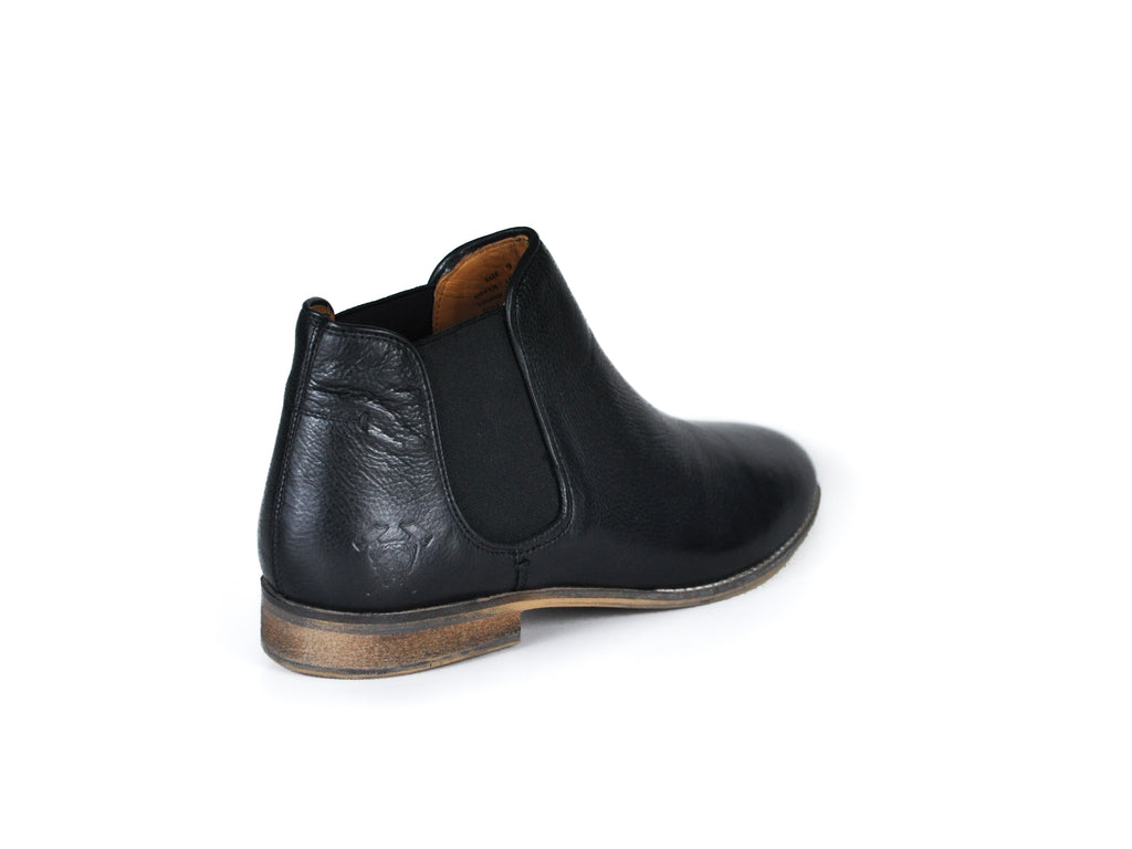 The Ronan | Black, Shop Hound & Hammer Men's Handcrafted Boots