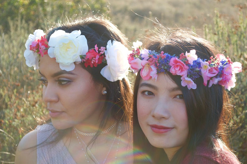 Blossom & Queen Crown