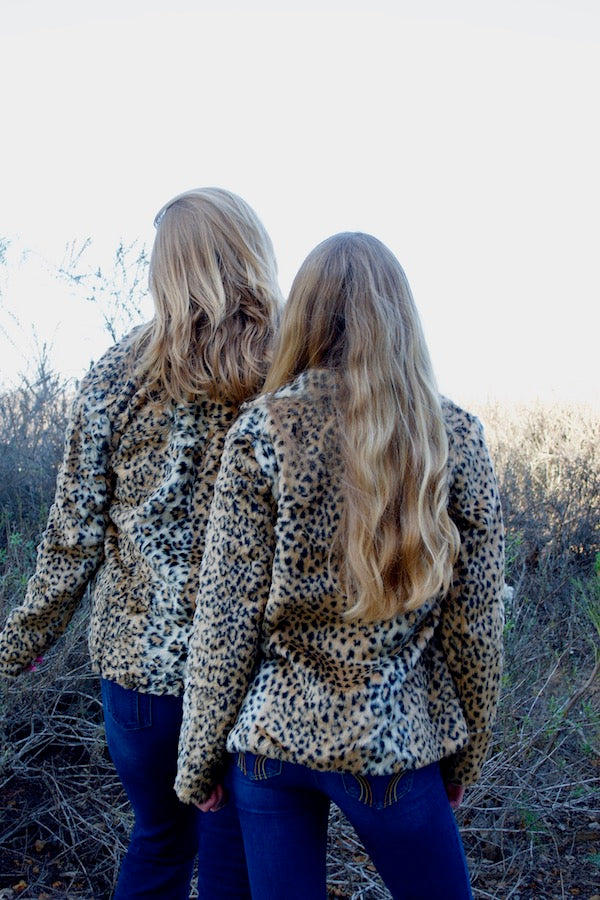 WH Cheetah Jacket