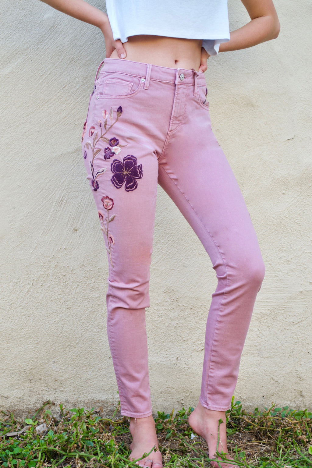 Driftwood Jackie Salmon Jeans