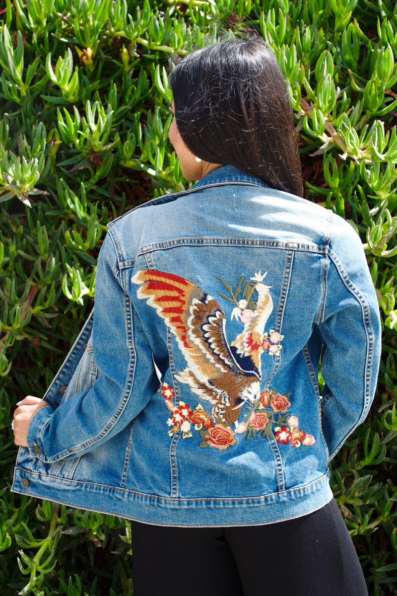 Driftwood Denim Geena Jacket