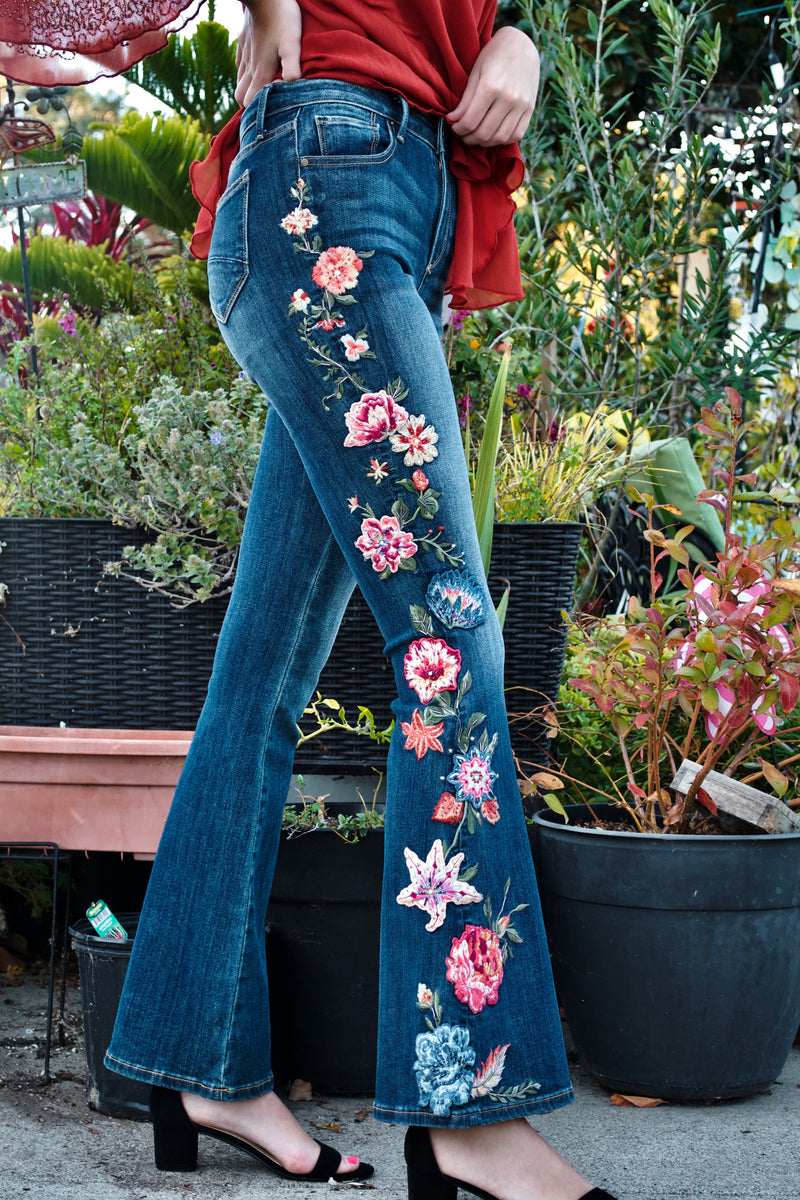 Driftwood Garden Party II Jeans
