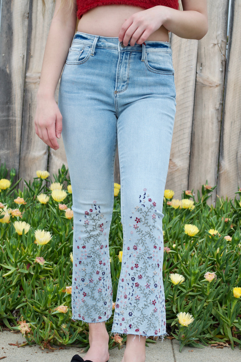 Driftwood Roxy Strawberry Jeans