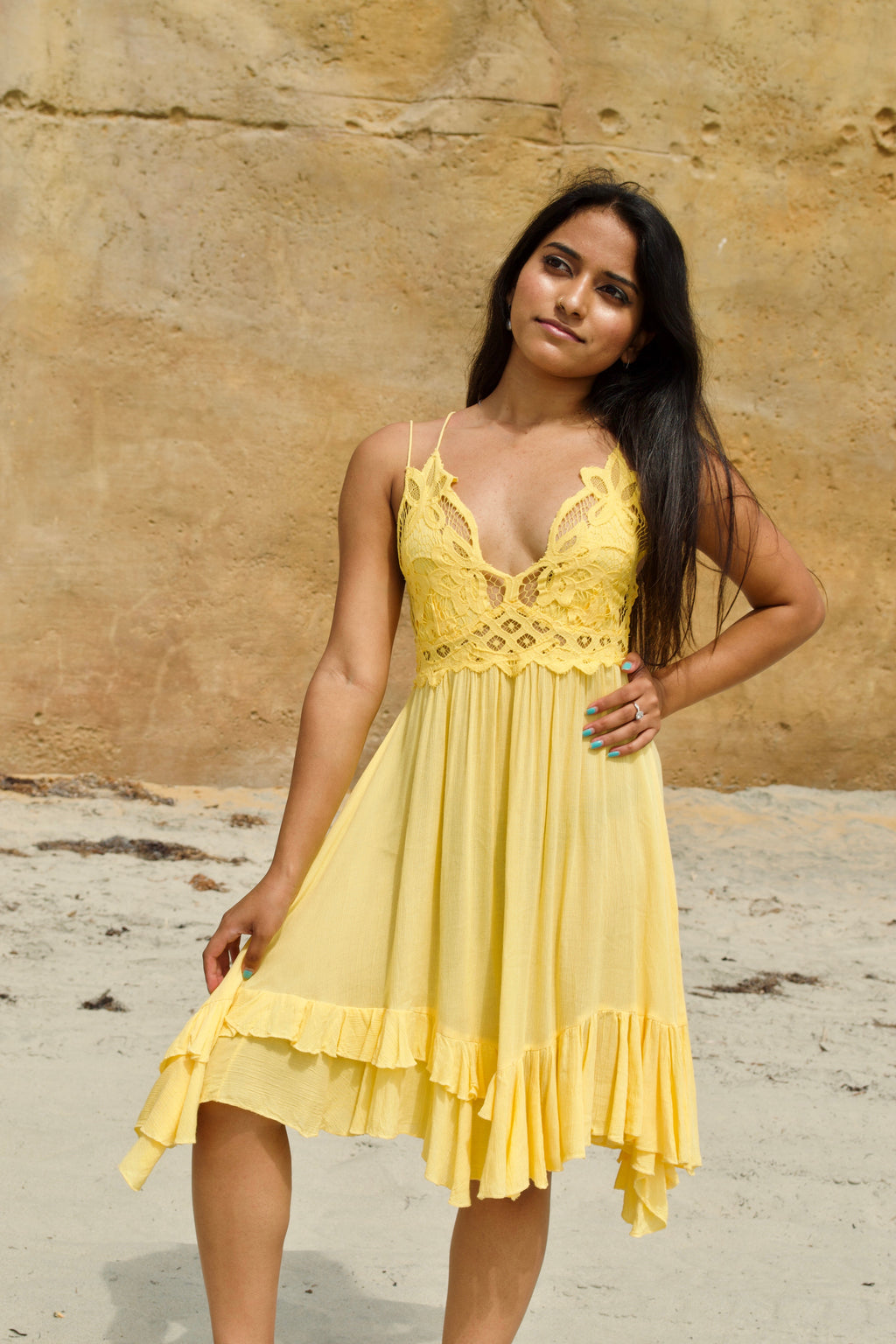 FP Lemon Dress